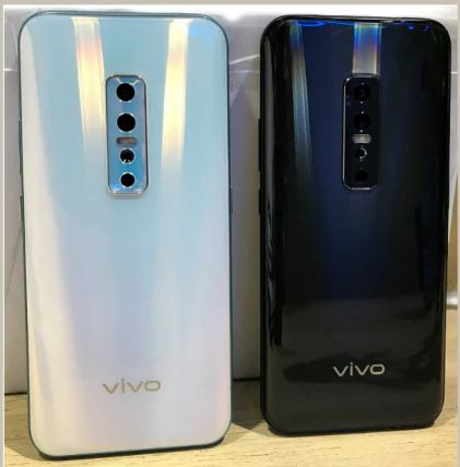 Vivo V17 Pro leaked photos