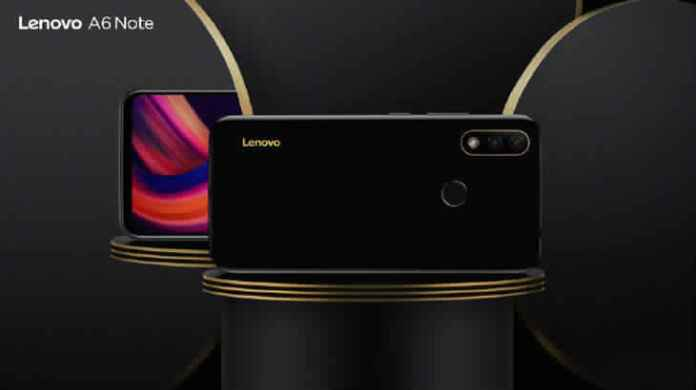 Lenovo new Black and Gold color
