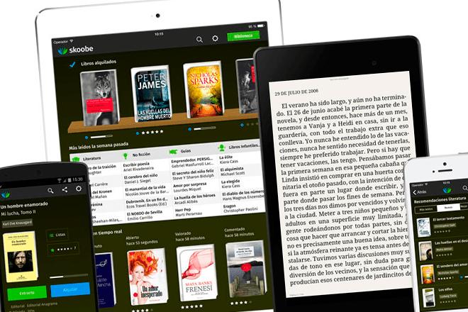 ¡A Leer! Skoobe, Barra Libre De Libros Por 9,99€ Al Mes