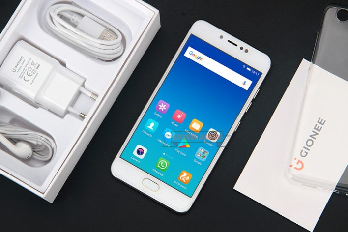 Gionee S10 Lite with Snapdragon 427 & 4+32GB For Just