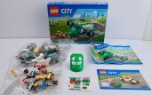 LEGO Airport Cargo Plane 60101 Box Contents