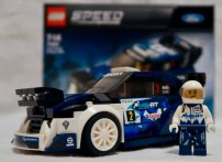LEGO Speed Champions Ford Fiesta M Sport WRC 75885 Ready to race