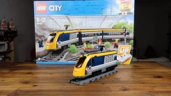 LEGO Train 60197 review - loco 2