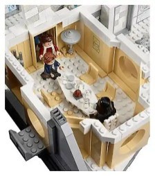LEGO Star Wars 75222 Betrayal At Cloud City - Dining room
