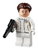 LEGO Star Wars 75222 Betrayal At Cloud City - Princess Leia Ice Outfit