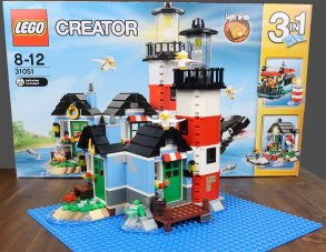 LEGO Creator Lighthouse Point (set 31051)