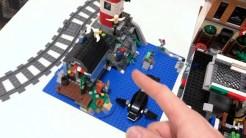 Studsburg Custom LEGO City Update #5 - Custom LEGO Moc Lighthouse