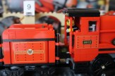 GJBricks gets to drive the LEGO Hogwarts Express 75955