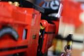 GJBricks gets to drive the LEGO Hogwarts Express 75955