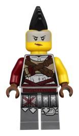 LEGO Movie 2 - Welcome to Apocalypseburg 70840 - Mo Hawk Minifgure