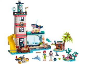 LEGO-Friends-41380-Rescue-Lighthouse-Complete-Set