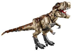 LEGO Jurassic Park T-Rex Rampage 75936 - Brick Built Full Height