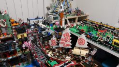 Custom LEGO City Update #17 - Ninjago Land
