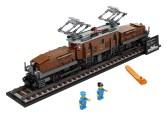 LEGO Crocodile Locomotive (10277) - complete set