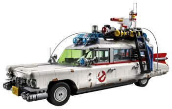 10274 LEGO Ghostbusters Ecto 1 - Front angle
