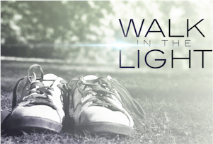 A Christian walk must be in the light as He is in the light and we must beware of those who teach false doctrine.