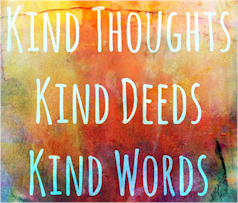 What do we think, say, and do? What is the focus of our thoughts, words and actions? Are our words and actions showing wicked or righteous thoughts?