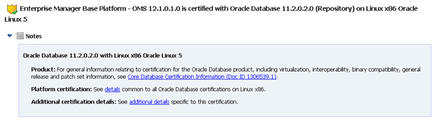 Install Oracle Enterprise Manager (OEM) Cloud Control 12c on OEL 6.1 (2/6)