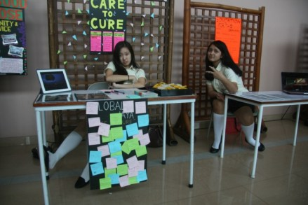 GJIS - Combined IB Indonesian Schools Personal Project Exhibition (11)