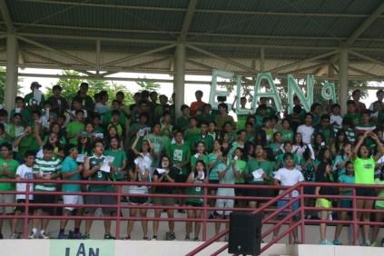 Secondary Athletics Carnival 20121
