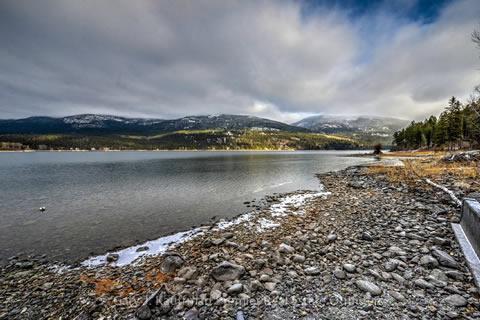 Witefish Lake Parcle