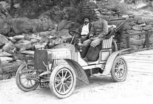 1907 Laurin & Klement Type A Voiturette
