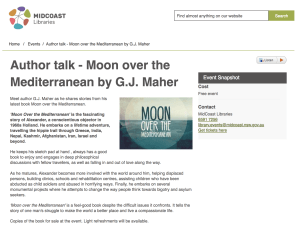 author-talk-moon-over-the-mediterranean-by-g-j-maher