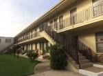 1520 E. Second St. Long Beach, CA 90802 Courtyard Stairs