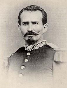 Manuel González, presidente 1880-1884 (Fuente: INHERM)