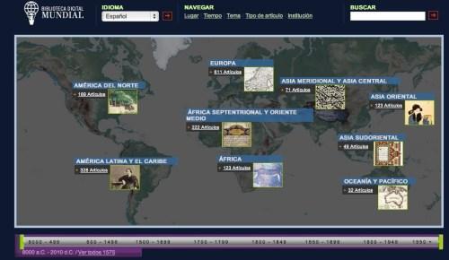Biblioteca Mundial Digital UNESCO