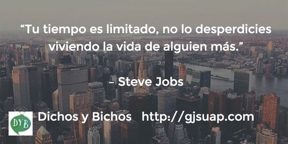 Tiempo - Steve Jobs