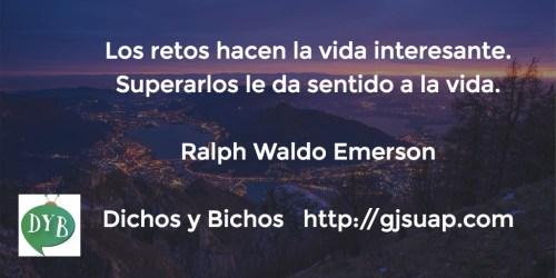 Retos - Emerson