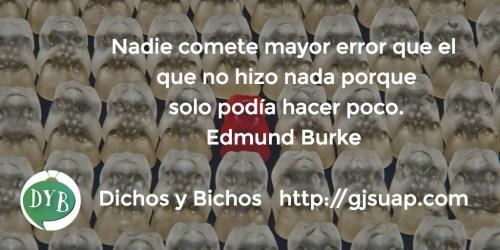 Error - Burke