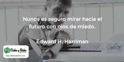 Miedo futuro - Harriman