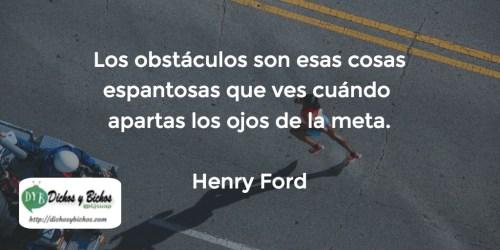 Obstáculos - Ford