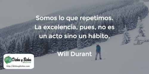 Excelencia - Durant