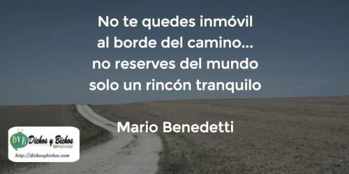 Inmóvil - Benedetti