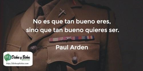 Bueno - Arden