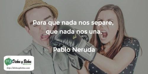 Unión - Neruda
