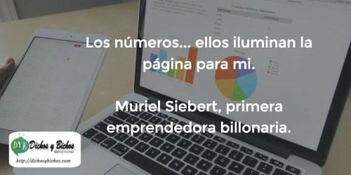 Números - Siebert