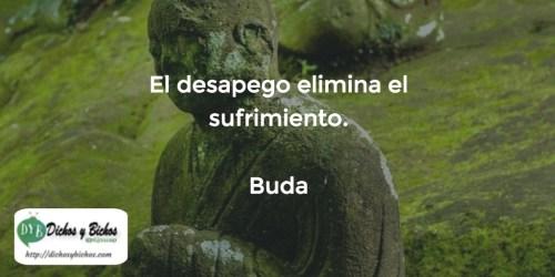 desapego - Buda