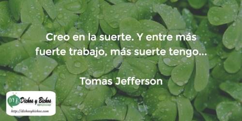 Suerte - Jefferson