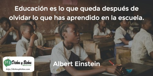 Educación - Einstein