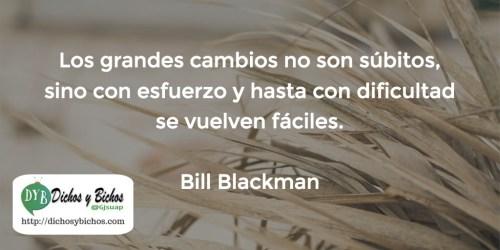 Cambios - Blackman