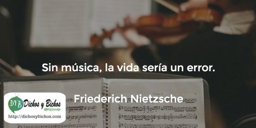 Música - Nietzsche