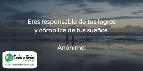 Logros - Anónimo