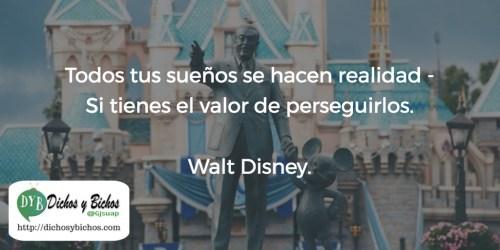 sueños - Disney