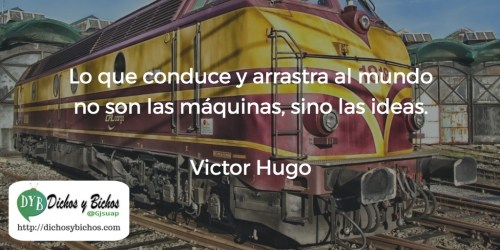 Ideas - Victor Hugo
