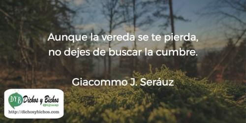 Vereda - Cumbre - Seráuz