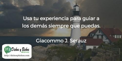 Experiencia - Seráuz